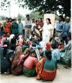 meeting kanchanpur
