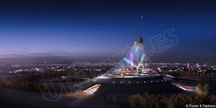 Astana Khan Shatry Entertainment Centre
