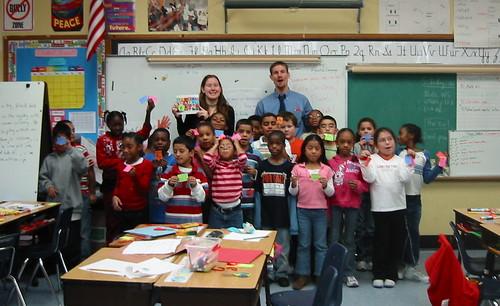 Mr. Beal's class!