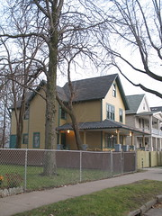 Christmas Story house side