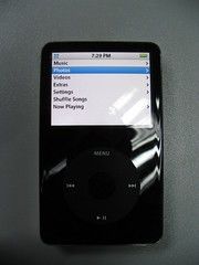 my iPod baby