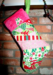 Annie's stocking
