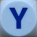 Boggle Letter Y