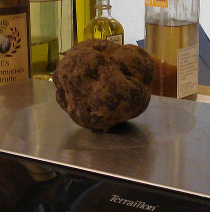A truffle