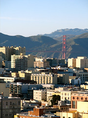 San Francisco - The view from my window