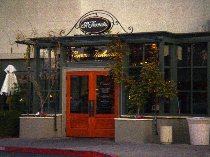 Il Fornaio Restaurant Santa Monica Ca