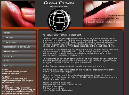 GlobalOrgasmDay