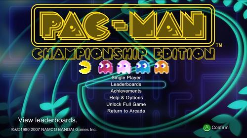 PAC-MAN CE_screenshot1