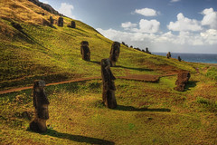 Easter Island HDR photo by msdstefan
