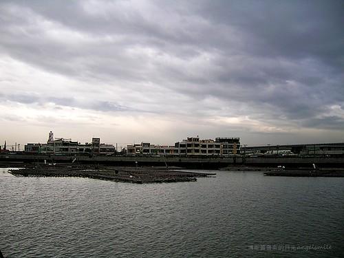 布袋港 - 蚵架