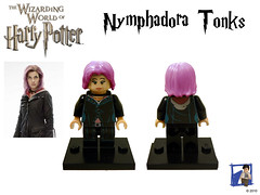 Nymphadora Tonks photo by tin7_creations