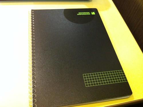Notebook Inspiracion