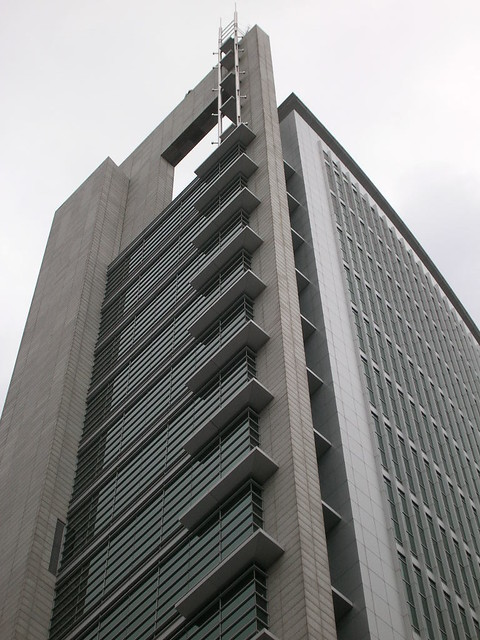 SINGAPORE STOCK EXCHANGE (SGX) BUILDING | Flickr - Photo Sharing!