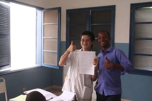 老師與高材生