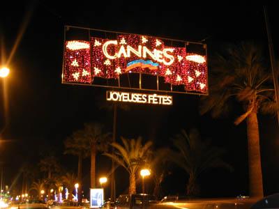 Cannes fête