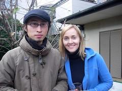 Ragga and Hiroki