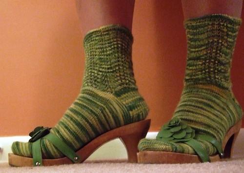 Keuka Socks 2