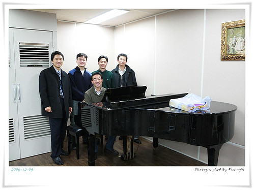 금호OB합창단 송년 모임