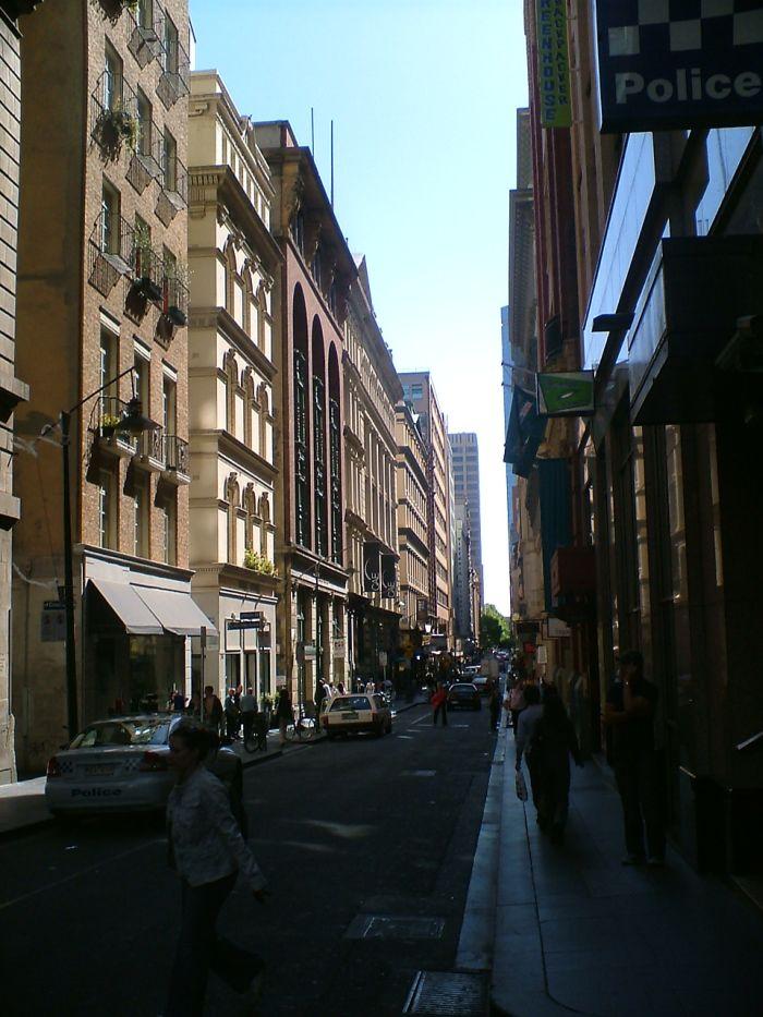 Flinders Lane