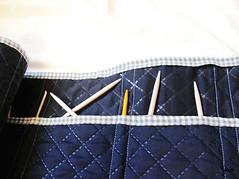 [DIY]自己做的環針包-可放環針也能放鉤針