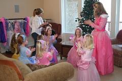 all the princesses