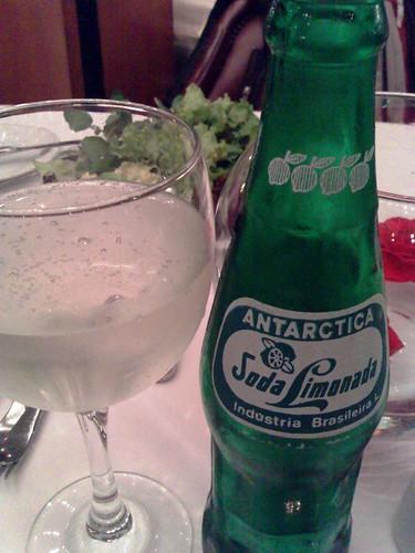 Antarctica Soda Limonada Industria Brasileira