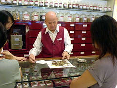 Chinese herbs - buying