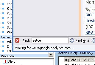 Microsoft Using Google