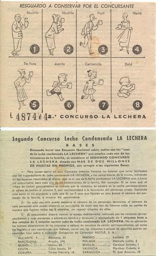 Concurso La Lechera