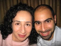 me and Eric Antebi