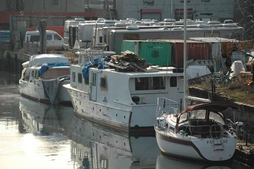 Former EVP Boat