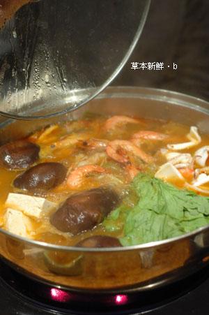 泡菜鍋(第二次加料)