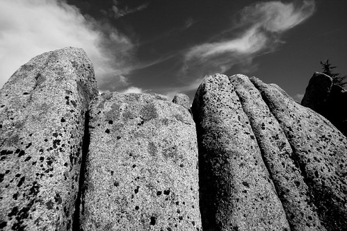 Rocks on Bandera