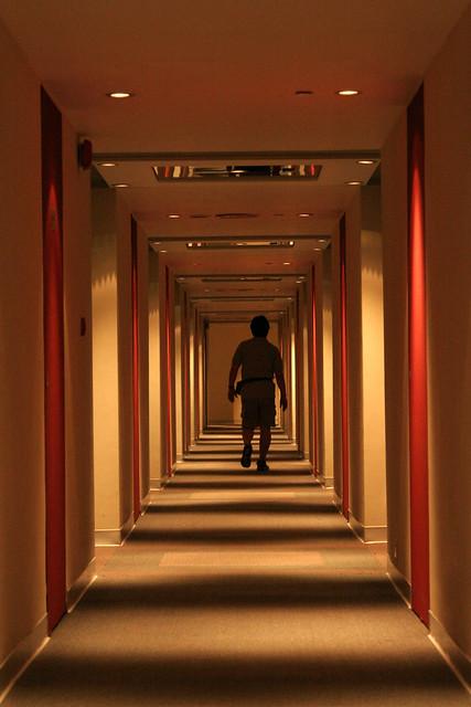 Hong Kong #16 * Hotel Corridor @ Pruton Prudential | Flickr - Photo ...