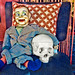 "Ventrilloquist Doll ""Charley McCarthy"" and his Buddy, ""The Skull"""