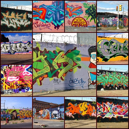 Philly Graffiti Alphabet