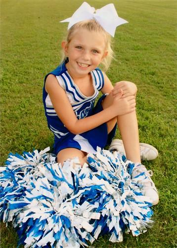 Nicole 2010 cheer photo