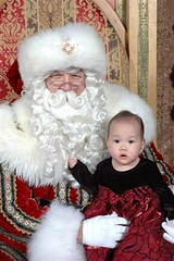 Addy & Santa