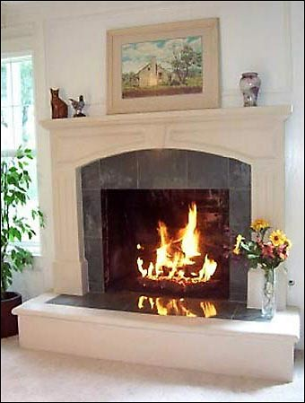 Find a Masonry Contractor: Adding a Fireplace & Chimney