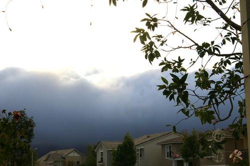 saturday sky 12.09.06