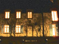 Spooky Rosedale House