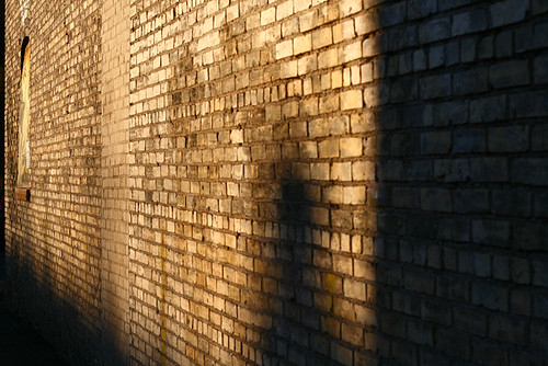 Bricks And Shadow 0988
