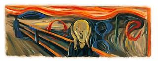 愛德華·蒙克(Edvard Munch,1863年12月12日—1944年1月23日)