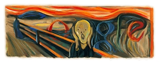 愛德華·孟克(Edvard Munch,1863年12月12日—1944年1月23日)