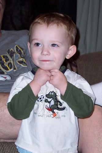 Ryan's 2nd Birthday