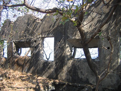 Cannon Hill - Elephanta Caves, Mumbai