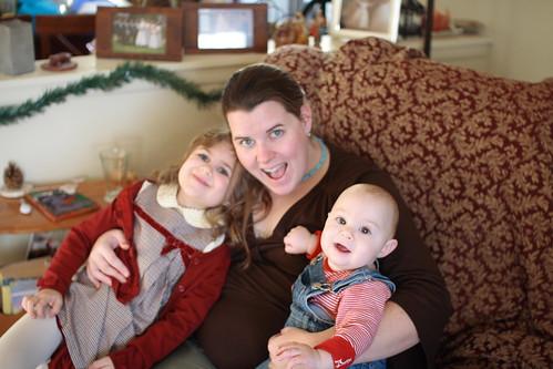 Tara, Elisabeth & JJ