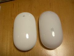 Apple's Wireless Mighty Mouse