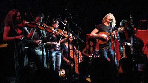 Fionn O'Lochlainn at Joe's Pub 12/13/2006 pic2