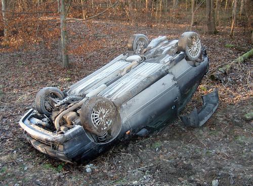 Saturday Night Car Crash (by Steffe)